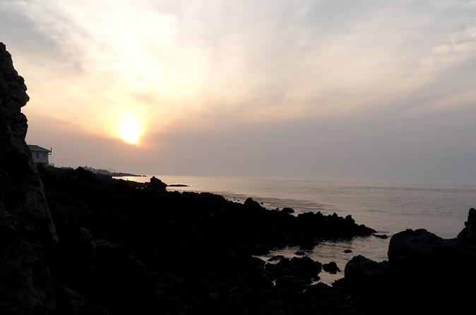 The Volcanic Island Day Tour in Jeju Island - West Course