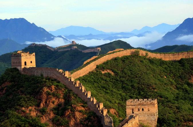 Private Layover Tour of Mutianyu Great Wall