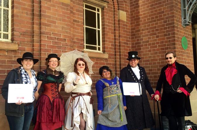 Sydney Colonial History Walking Tour
