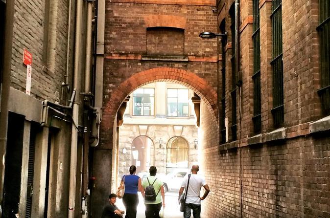 Sydney Laneways Walking Tour