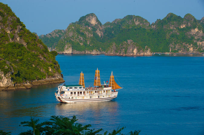 Overnight 4 star halong bay cruise in tp h long 271684