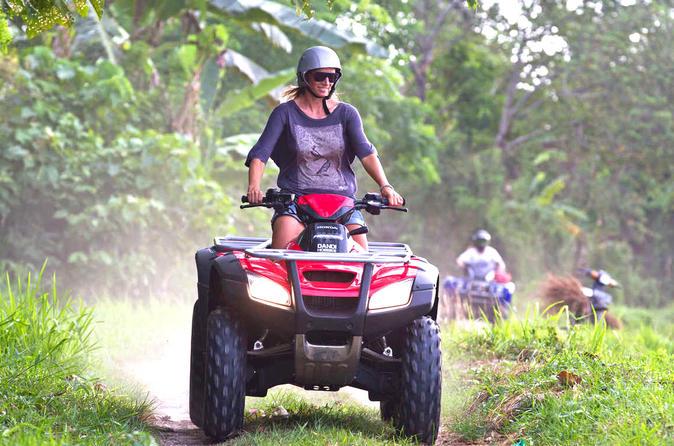 Bali Quad Bike And Rafting Adventures - Ubud