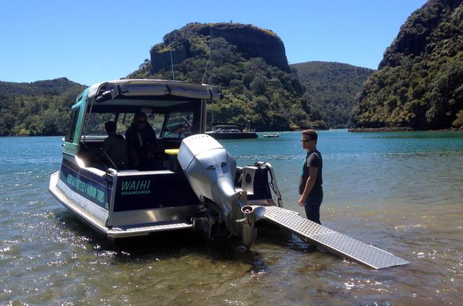 Discover Whangaroa Harbour Boat Tour