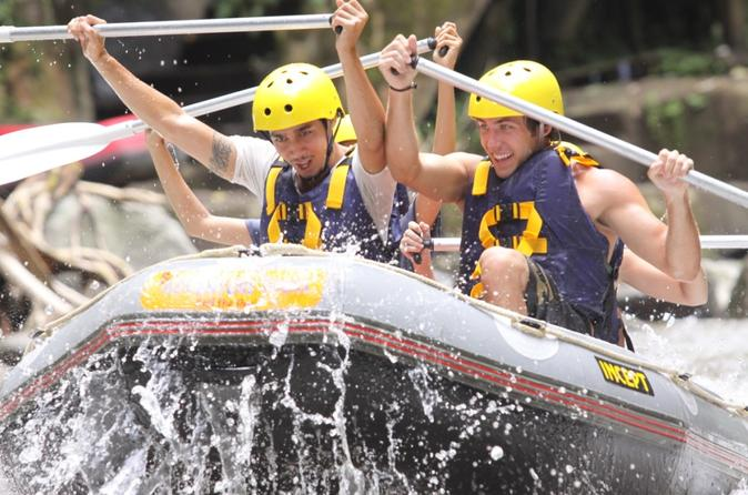 Ayung River White Water Rafting in Bali