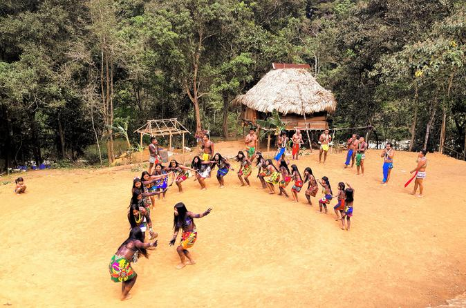 Embera Eco-Cultural Day Experience