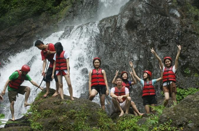 Bali white water rafting half day tour in klungkung 214268