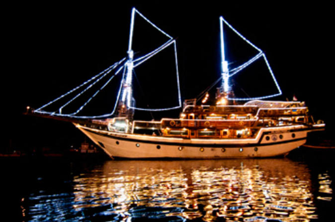 Dinner Cruise on Traditional Wooden Boat