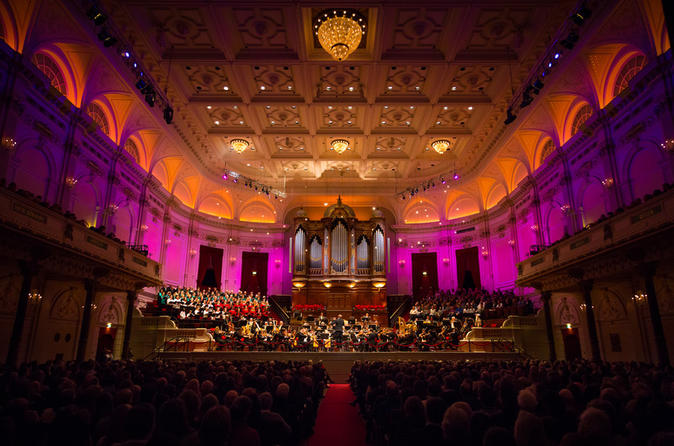 Concertos Robeco Summer Nights no Royal Concertgebouw em Amsterdã