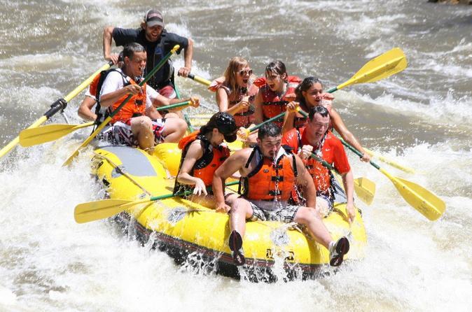 Glenwood springs full day rafting trip in glenwood springs 202661
