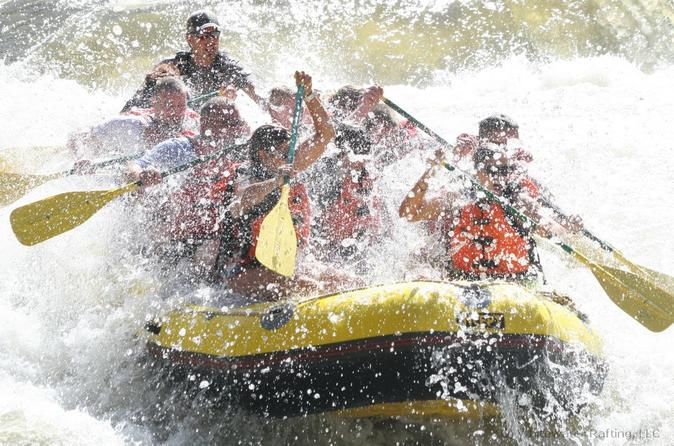 Glenwood springs half day rafting trip in glenwood springs 200161