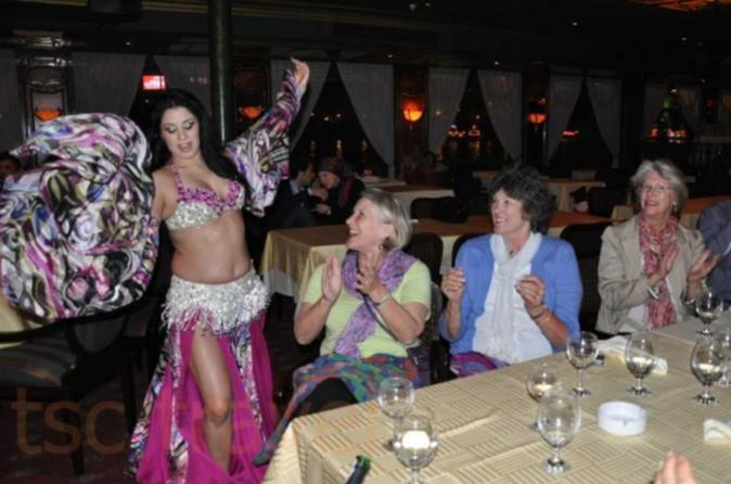 Cairo Nile Dinner Cruise and Show
