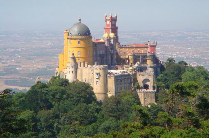 Excursão privada à Sintra, Cascais e Estoril saindo de Lisboa
