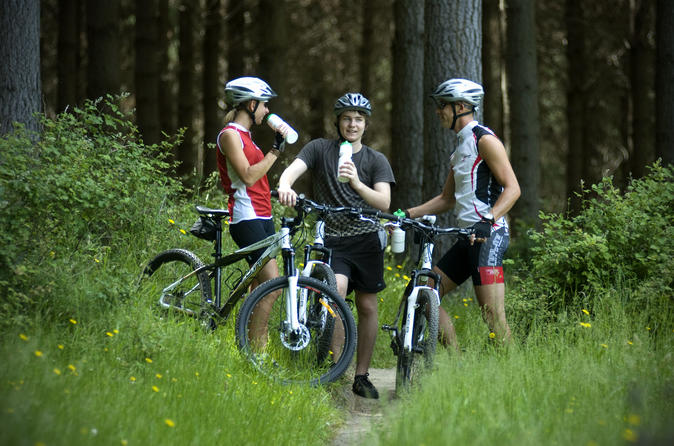 Half day self guided mountain biking experience from napier in napier 401581