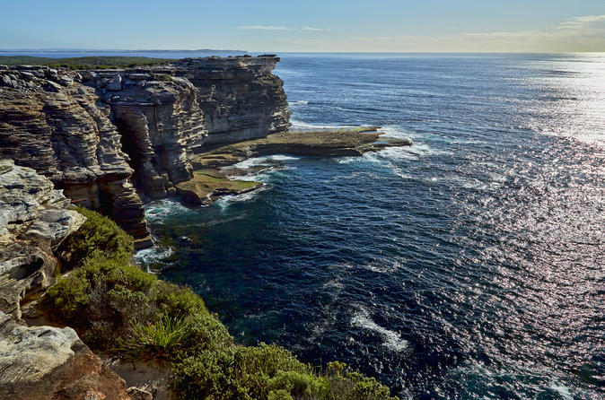 Sydney Royal National Park Coastal Photography Tour