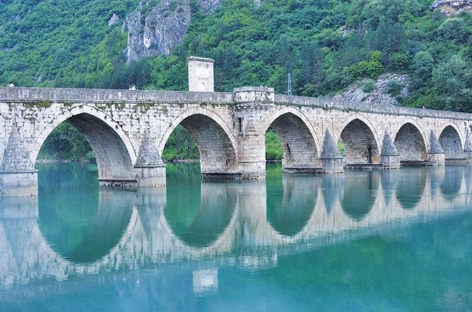 East Bosnia & West Serbia UNESCO heritage day tour from Sarajevo
