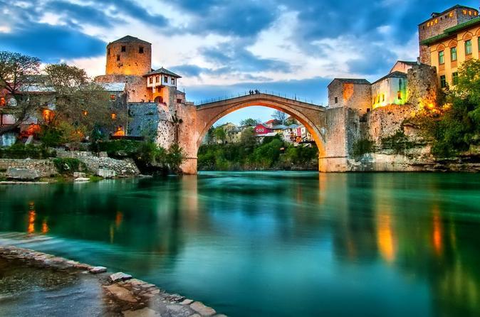 Full-Day Tour from Sarajevo to Herzegovina with Mostar, Blagaj Dervish House, Pocitelj, Jablanica, and Konjic