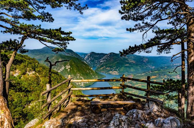 Sarajevo to Belgrade UNESCO One-Way Day Trip via West Bosnia and East Serbia