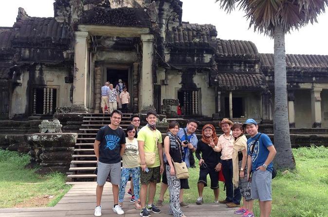 Angkor Wat Day-Tour