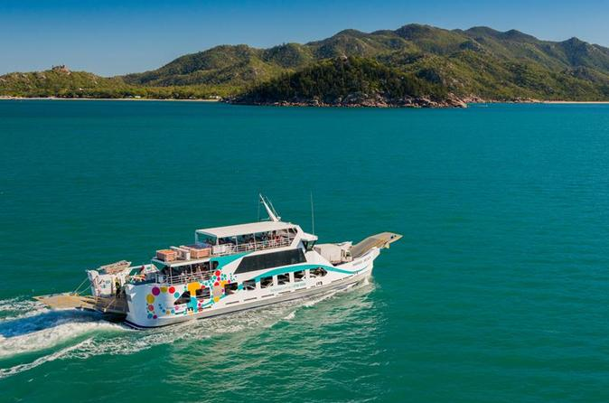 Magnetic Island Round-Trip Passenger Ferry Ticket from Townsville