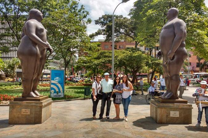 Private Full Day City Tour of Medellin