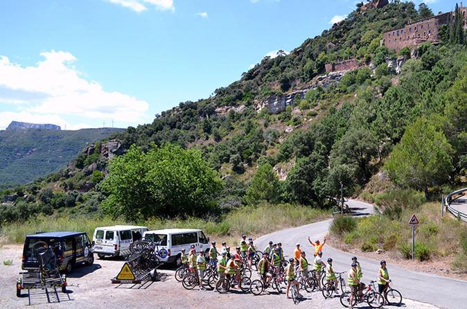 Half day tarragona cycling tour in tarragona 290399