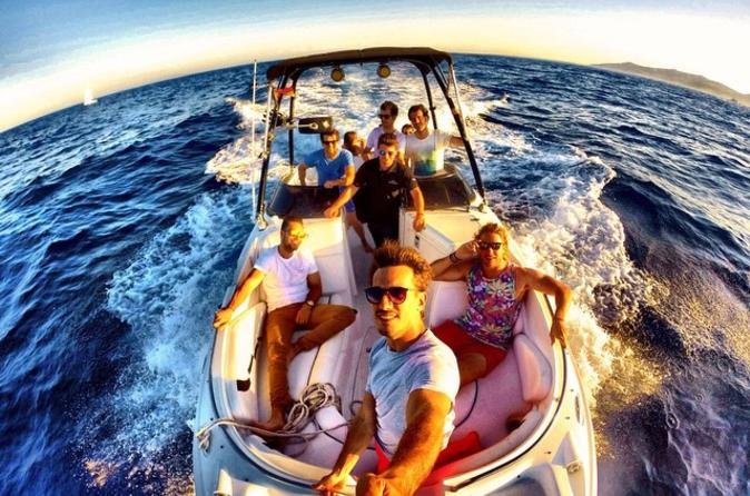 Private Ibiza Sunset Cruise