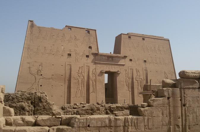 Day Trip to Edfu and Kom Ombo Temples from Luxor