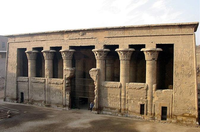 Esna Temple Half Day Tour from Luxor