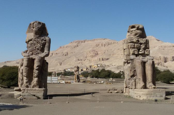 Full Day Private Tour to Luxor West Bank with Lunch
