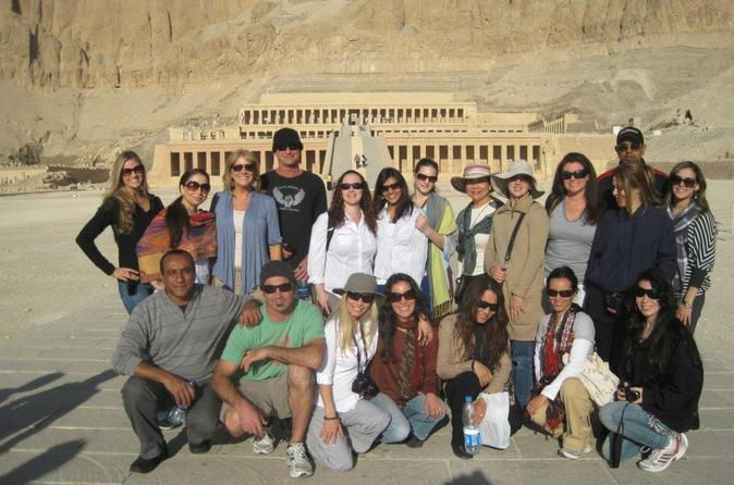 Luxor Day Tour to East and West Banks with Lunch