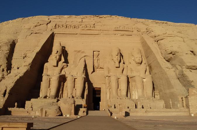 Overnight Tour to Abu Simbel from Luxor by Road