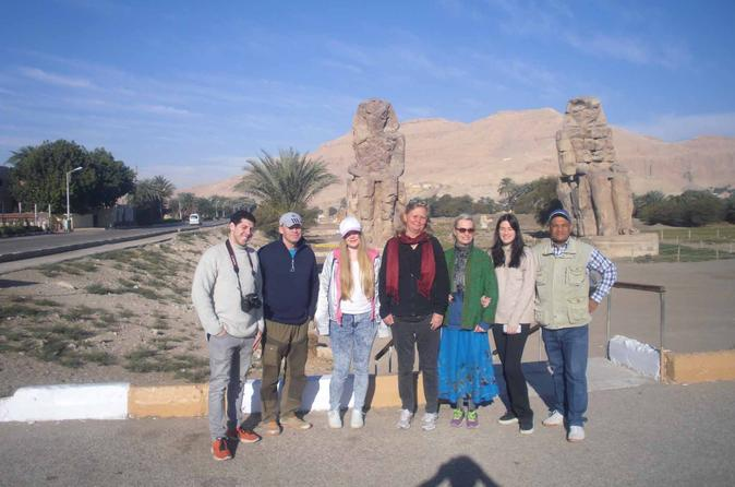 Tour to Valley of the Kings and Queens Hatshepsut Temple from Luxor