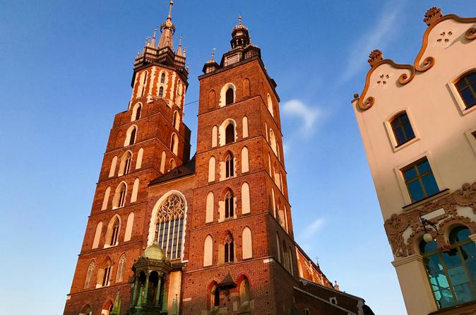 Private Transfer from Vienna to Krakow
