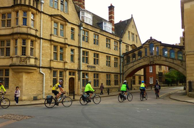 2 hour cycle tour in oxford in oxford 302538