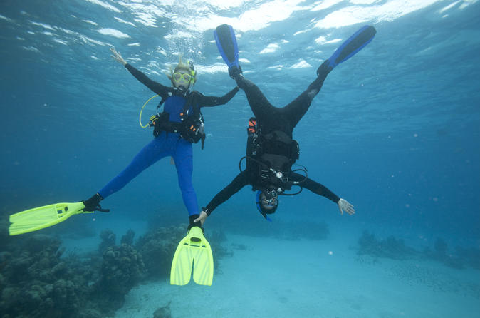 PADI Advanced Diving Course in Gran Canaria