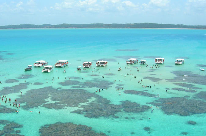 Maragogi Beach Tour from Recife