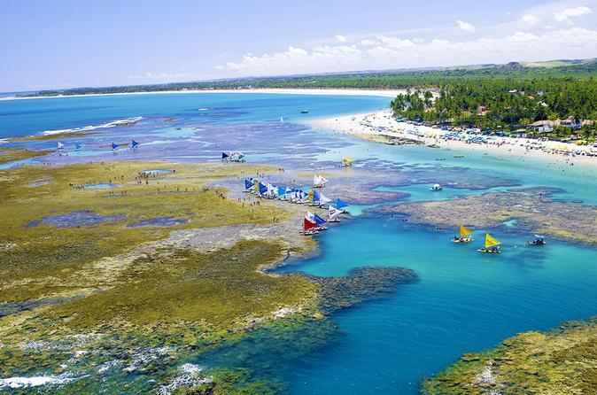 Porto de Galinhas Beach from Recife