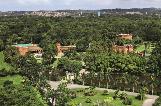 Recife culture tour including ricardo brennand institute in recife 205918