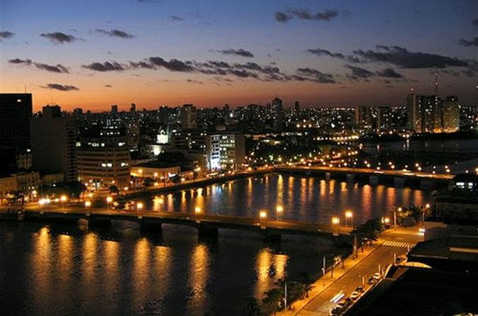 Recife Tour By Night