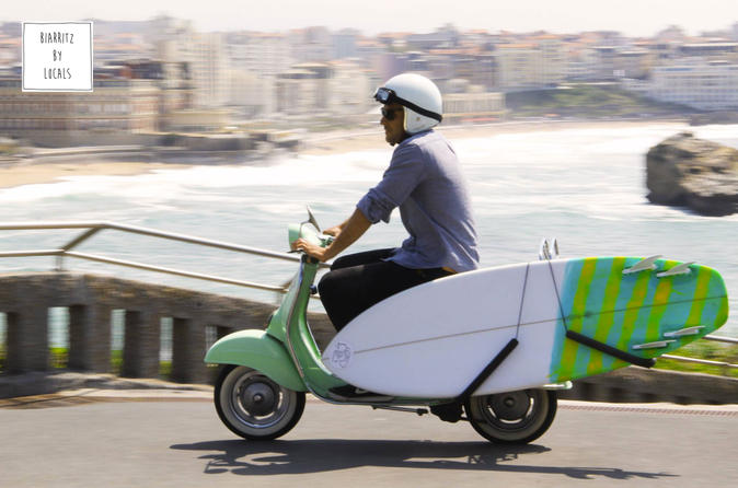 3 hour ride in the basque country departing from biarritz in biarritz 207542
