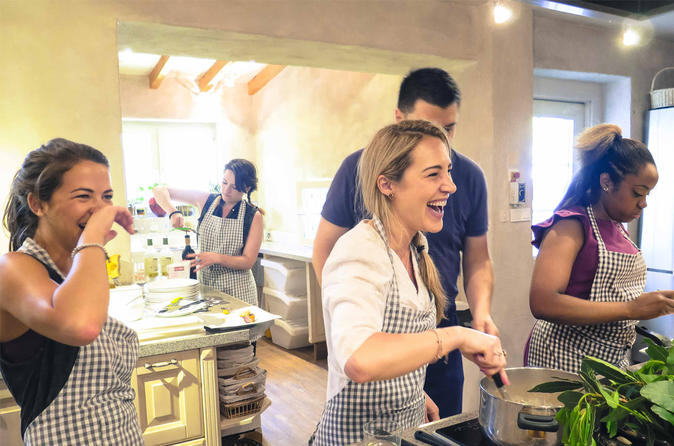 Basque Cooking Class in Biarritz