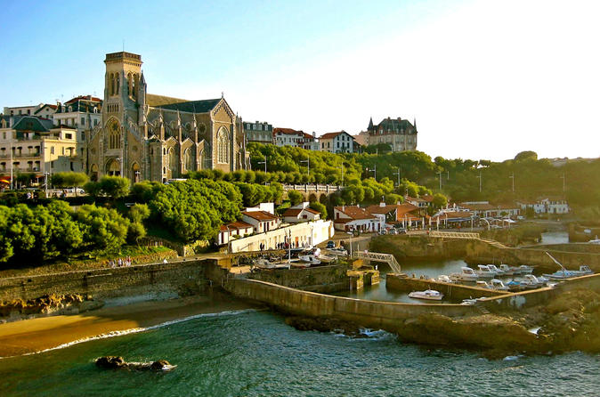 Walking Historical Tour of Biarritz