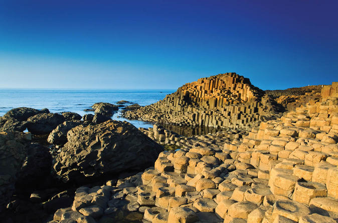 Shore excursion giants causeway tour from belfast port in belfast 241123