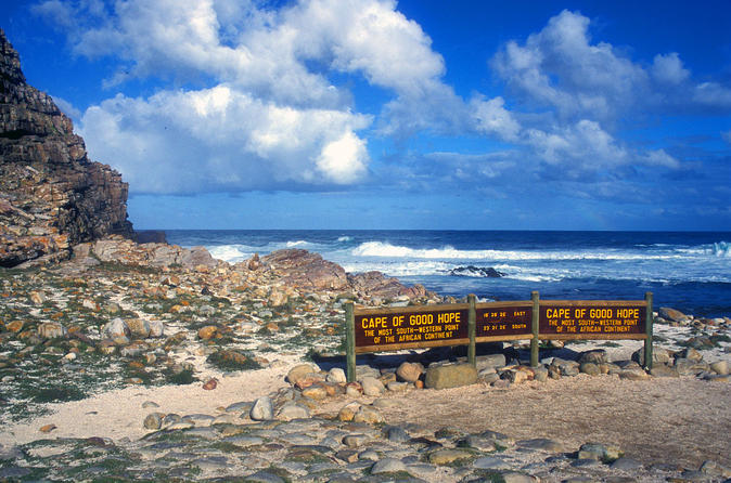 Full day cape peninsula sightseeing tour from cape town in cape town 276787