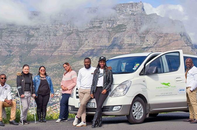 Excursão turística de dia inteiro pela Península do Cabo, saindo da Cidade do Cabo