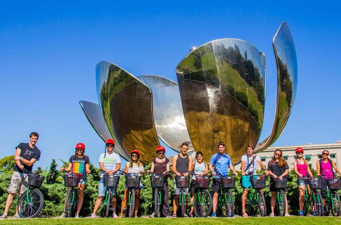 Excursão de bicicleta pelo circuito norte de Buenos Aires incluindo Cemitério da Recoleta