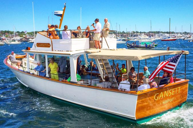Newport harbor cruise tour in newport 202680