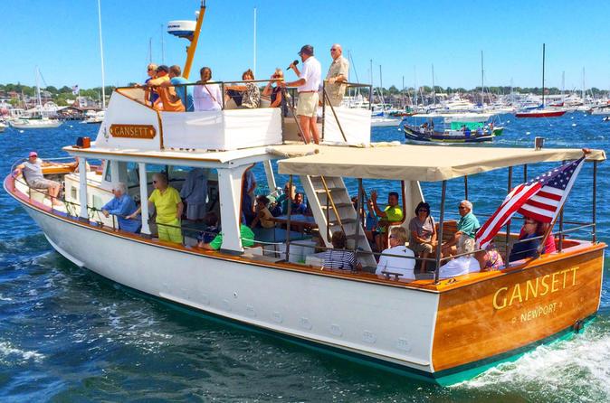 Newport Harbor Sightseeing Cruise