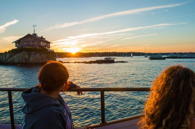 Newport Harbor Sunset Cruise