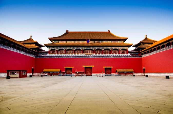 3-Day Beijing Combo: Forbidden City, Great Wall of China, and Temple of Heaven